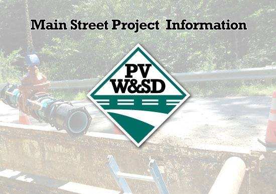 Main Street Project Information